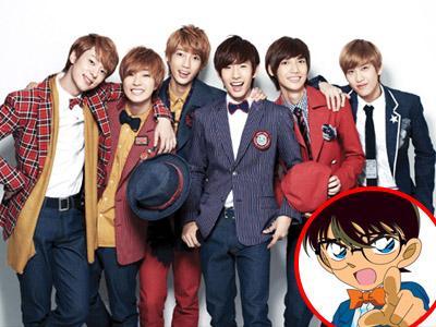 Wah, Boyfriend Akan Isi Soundtrack Kartun Jepang Detective Conan