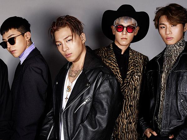 BIGBANG Siap Manggung di Coachella 2020!