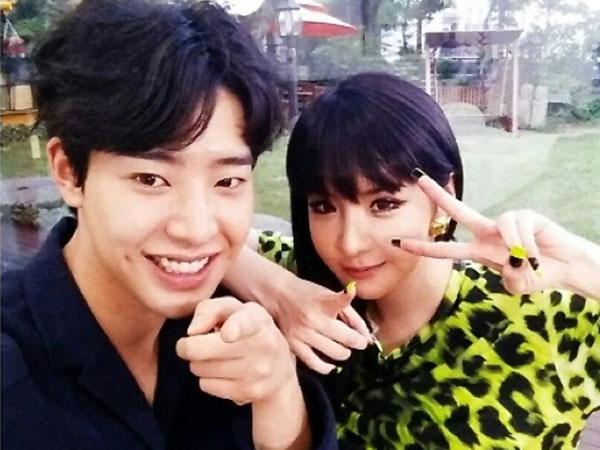 Park Bom Ketahuan Punya Pacar di 'Roommate'?