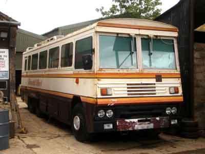 Bus Anti Bom Margaret Thatcher Laku Rp 251 Juta