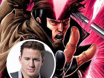 Channing Tatum Incar Peran Gambit Dalam X-Men