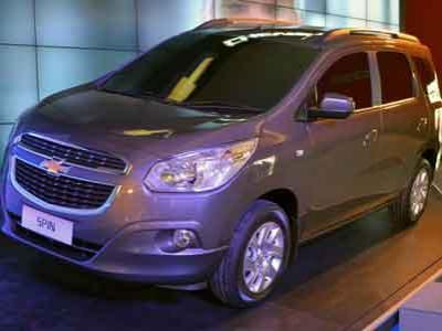 Kini Chevrolet Spin Sudah Bisa Dipesan