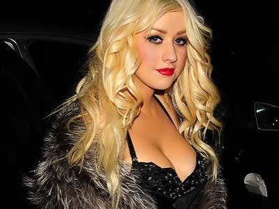 Wah Christina Aguilera Ternyata Tak Suka Pakai Underwear