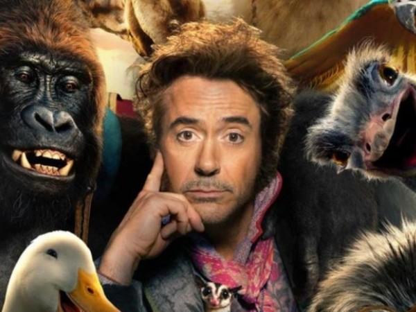 Pensiun Jadi Iron Man, Robert Downey Jr Kembali Ke Layar Lebar Lewat Film 'Dolittle'