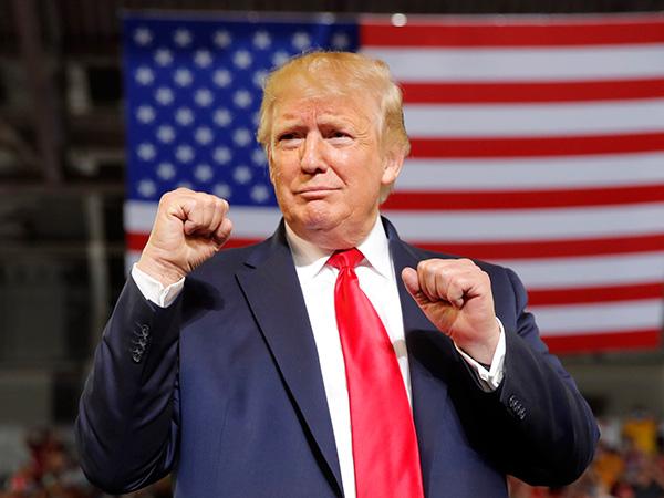 Donald Trump 'Bangga' Amerika Serikat Catat Kasus Corona Terbanyak di Dunia: Itu Prestasi