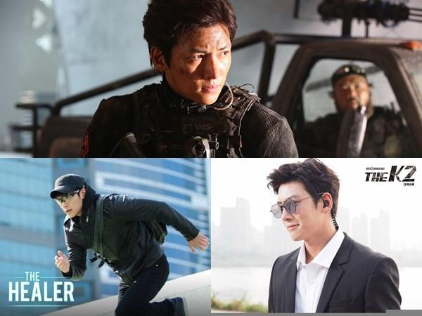 Drama dan Film Action Ji Chang Wook yang Bikin Kangen