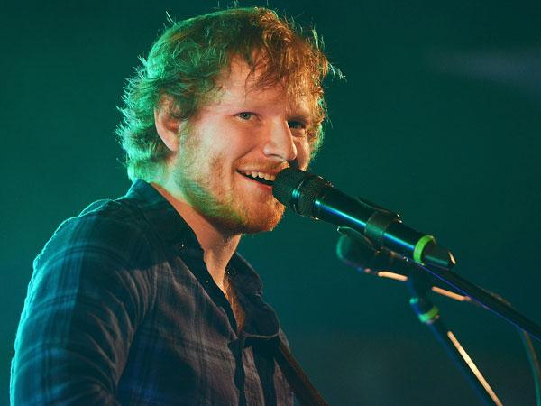 Kasus Dugaan Plagiat Lagu Dihentikan, Ed Sheeran Bayar Rp 265 M!