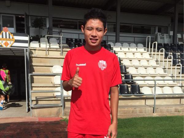 Uji Coba di Klub Spanyol, Evan Dimas Berpeluang Jadi Pemain Indonesia Pertama di La Liga
