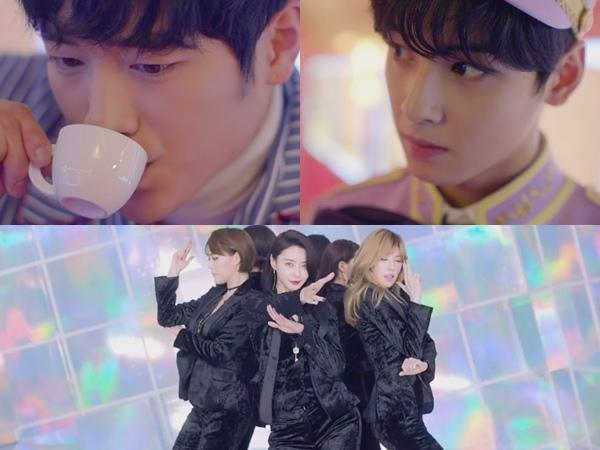 Hello Venus Pecahkan Misteri Seo Kang Joon dan Eunwoo ASTRO di MV Comeback 'Mysterious'