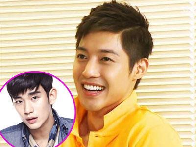 Kim Hyun Joong Merasa Terbebani Harus Bersaing Dengan Kim Soo Hyun