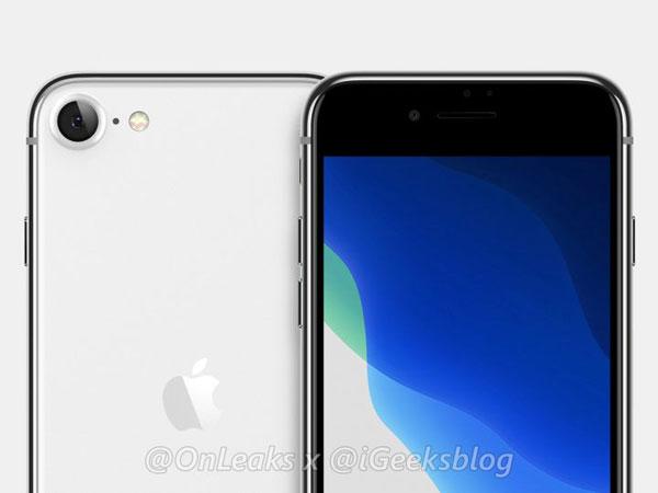 Tanpa FaceID, Muncul Bocoran Tampilan iPhone 'Murah' Terbaru