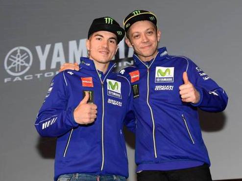 Saingan Hubungan Rossi dan Vinales Tidak Harmonis?