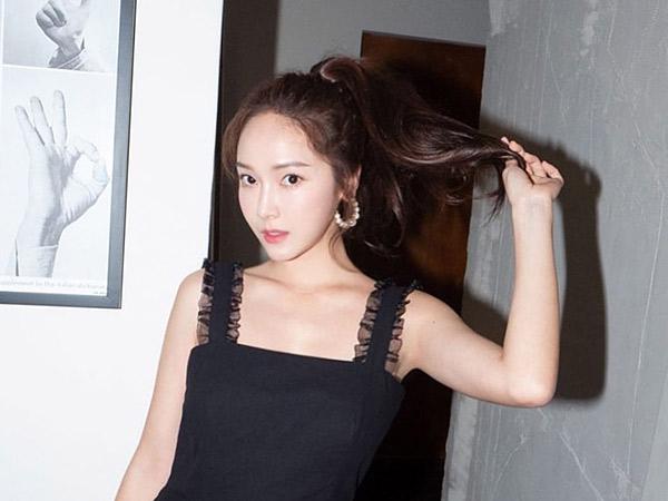 Jessica Jung Siap Rilis Novel Tentang Kehidupan Trainee Idola K-Pop, Akan Dibuat Film!