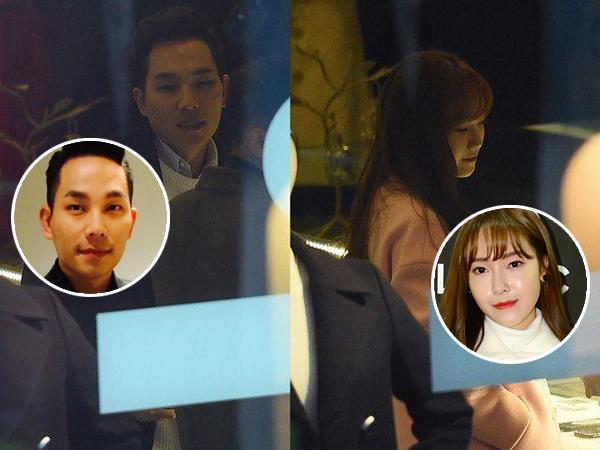 Makin Serius, Tyler Kwon Hadiri Acara Peluncuran Kolaborasi Fashion Jessica Jung