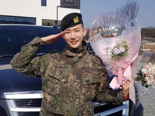 Kocaknya Jo Kwon Rayakan Keluar Wamil Ikutan #FlipChallenge