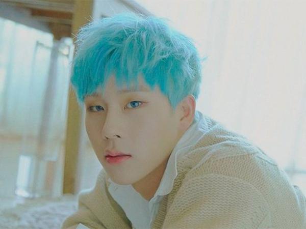 Agensi Kabarkan Kondisi Terbaru Jooheon yang Siap Kembali Beraktivitas Bareng MONSTA X
