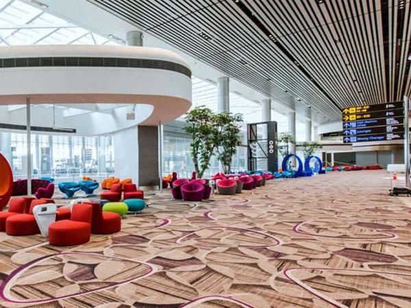 Ternyata Ini Alasan Mengapa Lantai Bandara Kerap Menggunakan Karpet