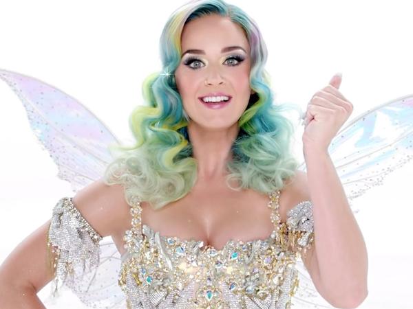 Katy Perry Rilis Lagu Barunya untuk Kampanye Koleksi Terbaru H&M