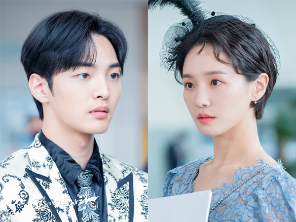 Bocoran Momen Pertemuan Pertama Kim Min Jae dan Park Gyu Young di 'Dali & Cocky Prince'