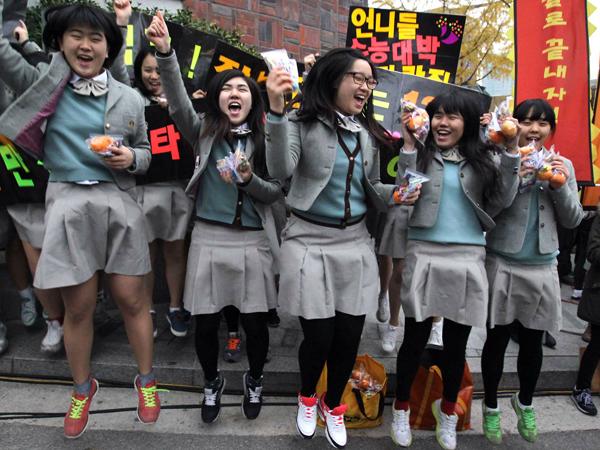 Duh, Tingkat Kebahagiaan Pelajar di Korea Selatan Paling Rendah di Dunia!