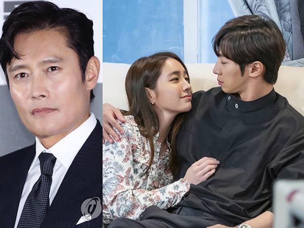 Ini Reaksi Lee Byung Hun Saat Nonton Adegan Romantis Lee Min Jung di Drama