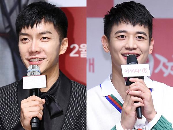 Lee Seung Gi Bocorkan Kekuatan Minho SHINee yang Anti Mabuk
