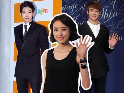 Lee Joon MBLAQ atau Minho SHINee, Siapa Pilihan Lee Da Hee Untuk Diajak Ikut WGM?