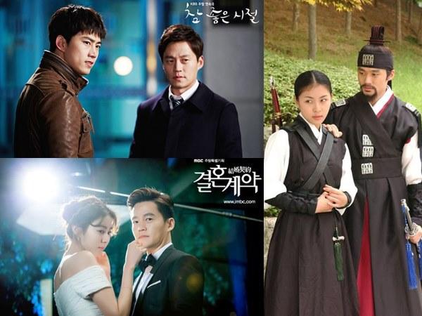 5 Drama Populer Lee Seo Jin, Aktor Langganan Variety Show