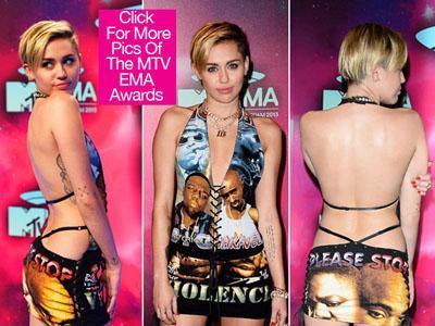 Ini Kostum-kostum Seksi Miley Cyrus untuk 'Bangerz Tour 2014'!