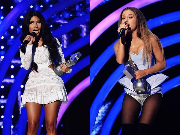 Ini Daftar Lengkap Pemenang MTV Europe Music Awards 2014!