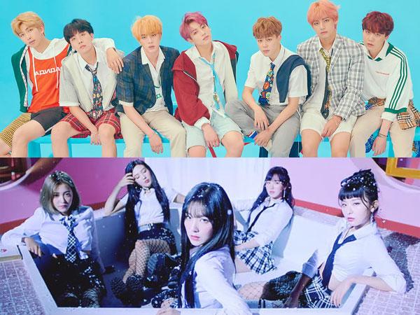 Tak Fokus pada Penjualan, Inilah Daftar Lengkap Nominasi Korean Music Awards 2019