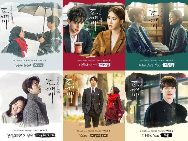Rajai Tangga Lagu Musik Korea, Inikah Rahasia Kesuksesan OST Drama 'Goblin'?