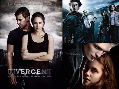 Wah, Film 'Divergent' Akan Ikuti Jejak 'Harry Potter' dan 'Twilight'?