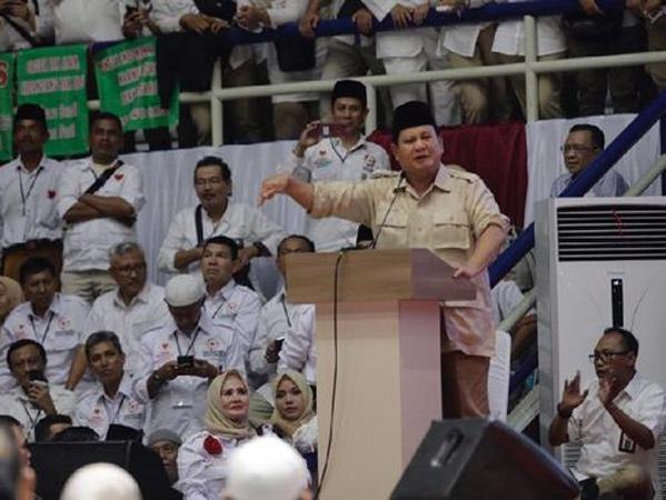Begini Jurus Khusus Prabowo Hadapi Jokowi di Debat Capres Kedua