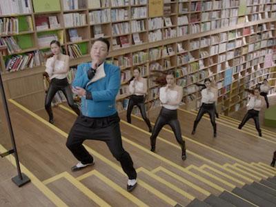 Duh, Video Musik Gentleman Psy Kembali Tuai Kritik!