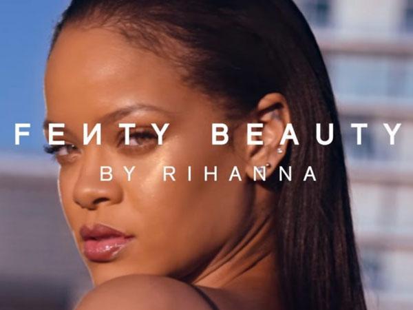 Brand Kosmetik Rihanna 'Fenty Beauty' Segera Rilis Koleksi Bertabur Swarovski!