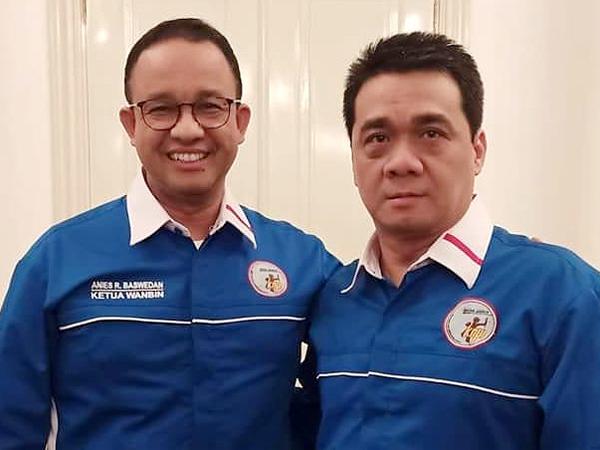 Apa Kata Gubernur Anies Soal Riza Patria Jadi Wagub DKI Jakarta?