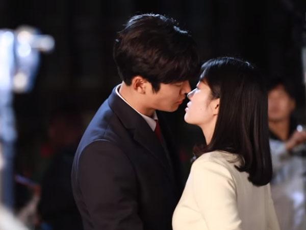 Intip Momen Di Balik Layar Adegan Ciuman Pertama Rowoon dan Kim Hye Yoon di 'Extraordinary You'