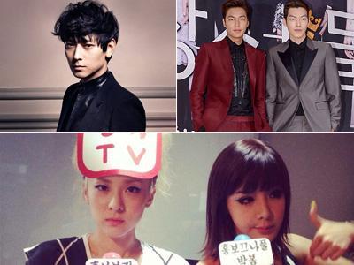 Aktor-aktor Ganteng ini Jadi Tipe Ideal Park Bom dan Sandara Park 2NE1