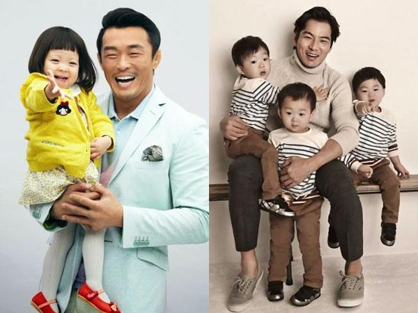 Chu Sarang & Kembar Tiga Song Il Gook Akhirnya Bereuni di 'Superman Has Returned'!
