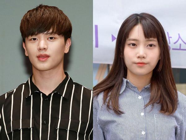 Pernyataan Kompak Agensi Terkait Rumor Pacaran Sungjae BTOB dan Jueun DIA