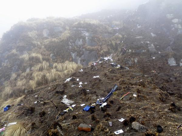 Seluruh Korban Ditemukan Tewas, Pesawat Hilang di Nepal Masih Terbakar Api