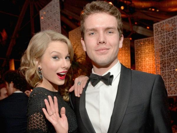 Lucunya, Taylor Swift dan Adik Laki-lakinya 'Bertempur' Telur di Perayaan Paskah