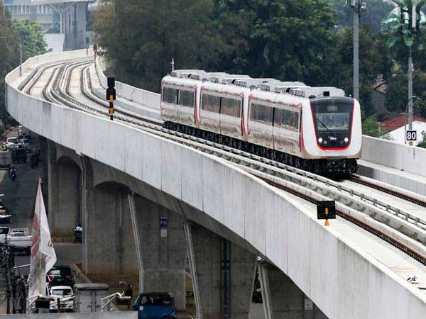 Siap-Siap! LRT Akan Beroperasi Akhir Oktober Tahun Ini