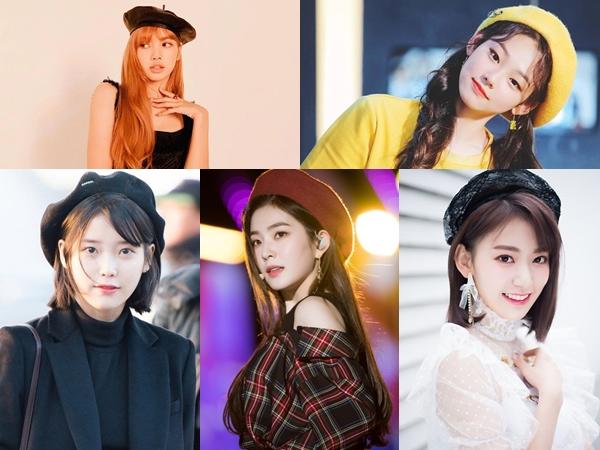 Padu Pada  Gaya Beret Hats a La Kpop Idol yang Super Mudah Ditiru!