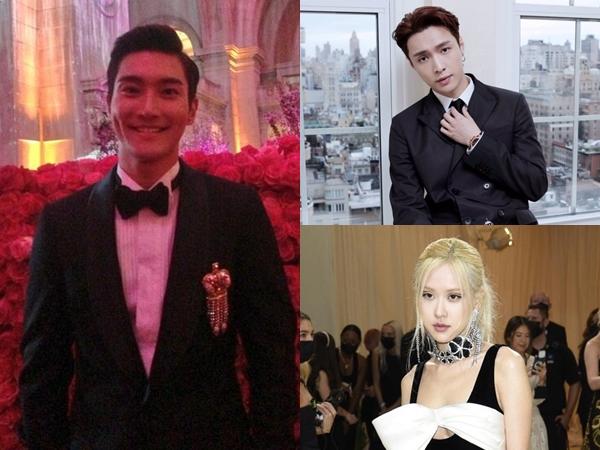 Deretan Artis K-Pop yang Pernah Hadiri Met Gala, Dari Choi Siwon Hingga Rose BLACKPINK