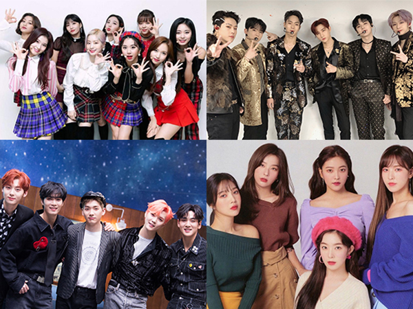 Deretan Idola K-Pop yang Akan Melakukan Kolaborasi di Acara 'MBC Gayo Daejejeon 2019'