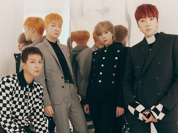 Comeback dengan Lagu Musim Panas 'Ah Yeah', WINNER Puncaki Chart Musik Korea dan Internasional