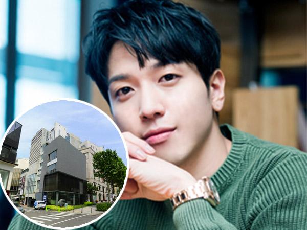 Yonghwa CNBlue Beli Gedung Super Mahal di Gangnam Untuk Perusahaan Barunya?
