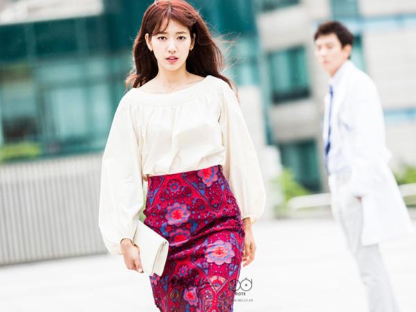 Enam Momen Fashion Terbaik Park Shin Hye di Drama 'Doctors'